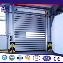 vertical roller shutter door