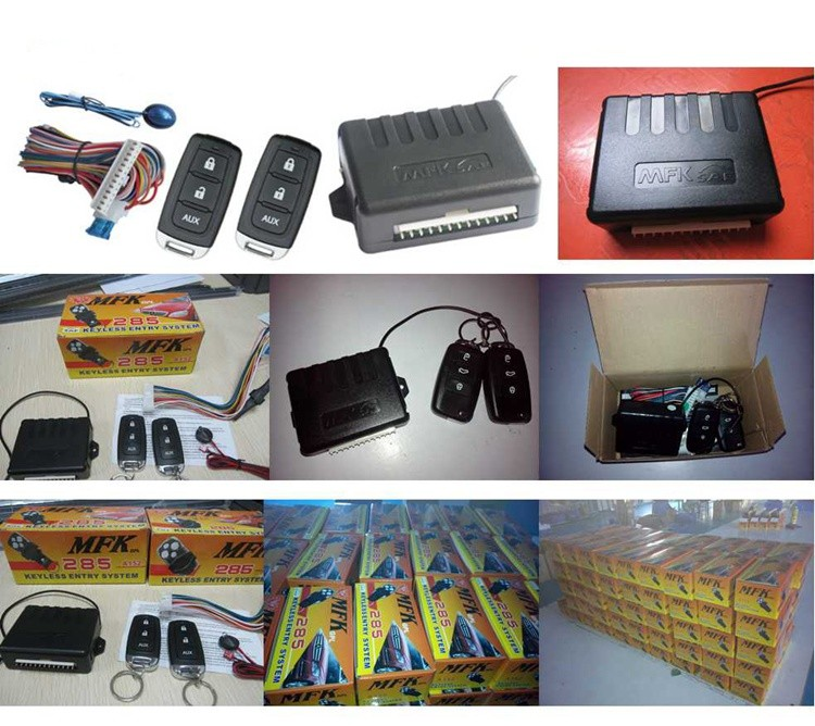 Good quality milano keyless entry system for mid east market