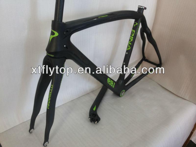 completo de fibra de carbono bicicleta de carretera cuadro +fork+ ...