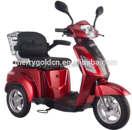 500W 48V dirt cheap 3 wheel electric motorcycle for adults