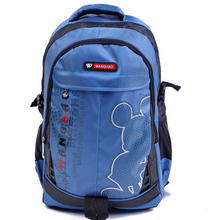 promotional very cheap fashion polyester backpack