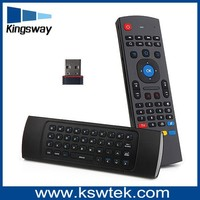 wholesale price 2.4ghz fly mx3 mini usb keyboard