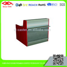 High quality stainless steel check-in ticket counter