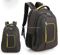 Fashion simple business backpack laptop backpack for men