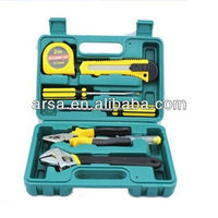 8 in 1 household tool kit/home use toolbox