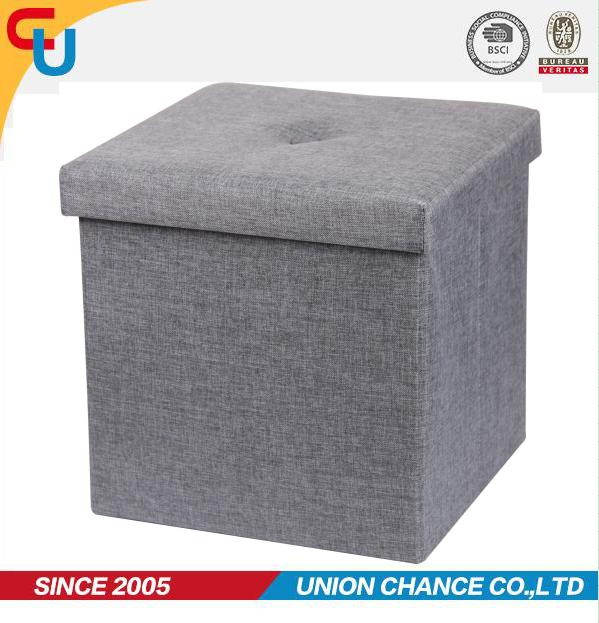 Vogue home goods storage ottoman,fabric ottoman,ottoman furniture