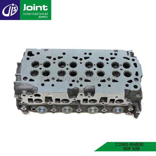 New Cylinder Head 11040-8H800 908 508 forNISSAN YD22