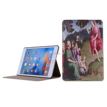 Ultra Thin Folio Smart Cover Leather Case for iPad Mini 4,for ipad mini leather case