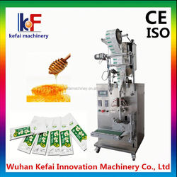 herbal skin whitening cream packing machine