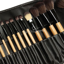 travel makeup brush set 24pcs makeup brush double sided makeup brush
