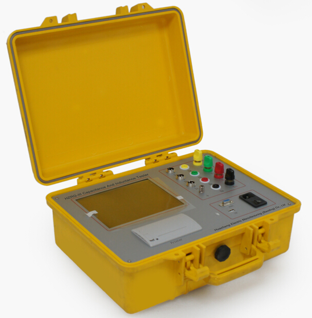 Transformer Oil Dielectric Loss Analysis Equipment,Oil Resistivity Test Machine