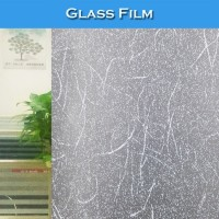 S009 Window Protective Sticker Colored Glass Projection Vinyl Film