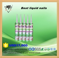 new product Crafts nail free bond adhesive with ISO14001 approved