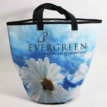 Professional Manufacturer Supplier Vivid Color Shopping Bag Non-Woven Fabric