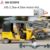 High quality 1kw 1.2kw 1.5kw - 18kw 48V 72V electric e rickshaw ticycle car motor conversion kit