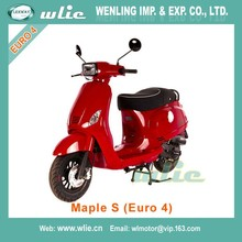 2018 New motocycle 50cc motocicletas chinas 125cc Euro4 EEC 50cc, Scooter Maple-S (Euro 4)