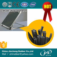 marine boat airtight hatch and windshield rubber seal strip