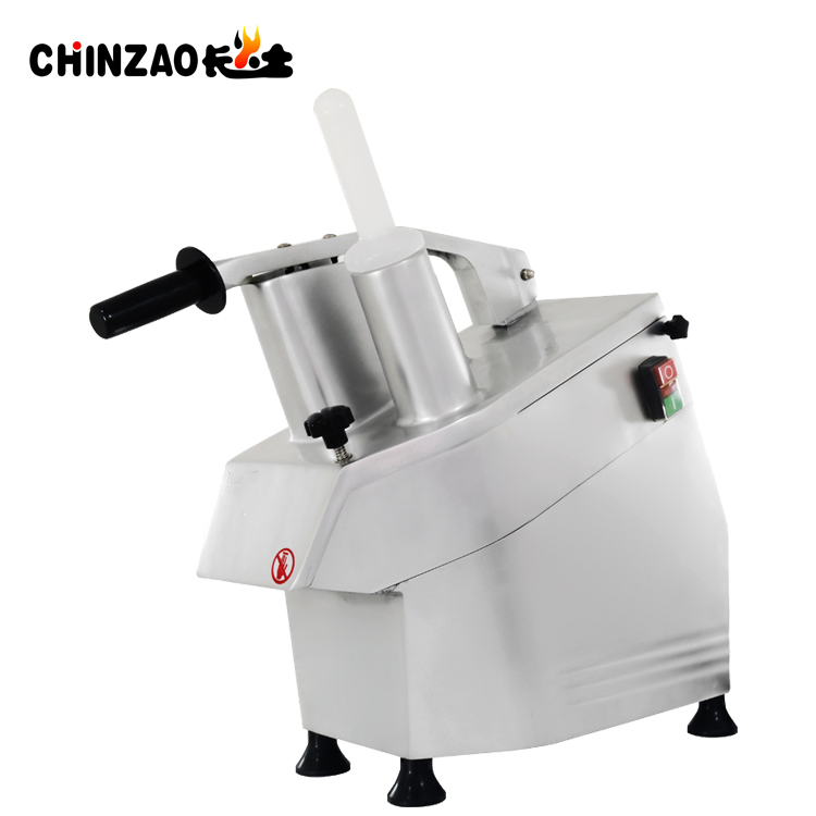 High Qualtity Continuous Feed Food Processor Munltifunctional Vegetable Cutter