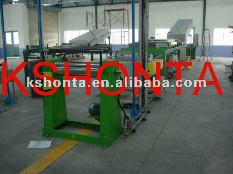 Annealing and tin-coating line