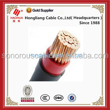 Alibaba china supplier PVC insulated power cable for construction