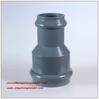 THICK WALL COLLAPSIBLE CORE FITTING MOULD