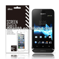 Screen protector for Sony xperia tipo st21i oem/odm (High Clear)