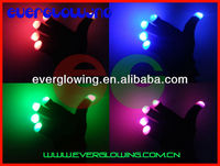 night party flash gloves
