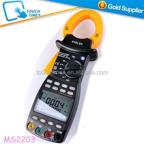 6600 Counts AC DC Clamp Meter for Capacitance Frequency Current Resistance Voltage Continuity Diode Duty Measuring