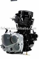 motorcycle engine New sankonglingmu-middl black edge white(R1)