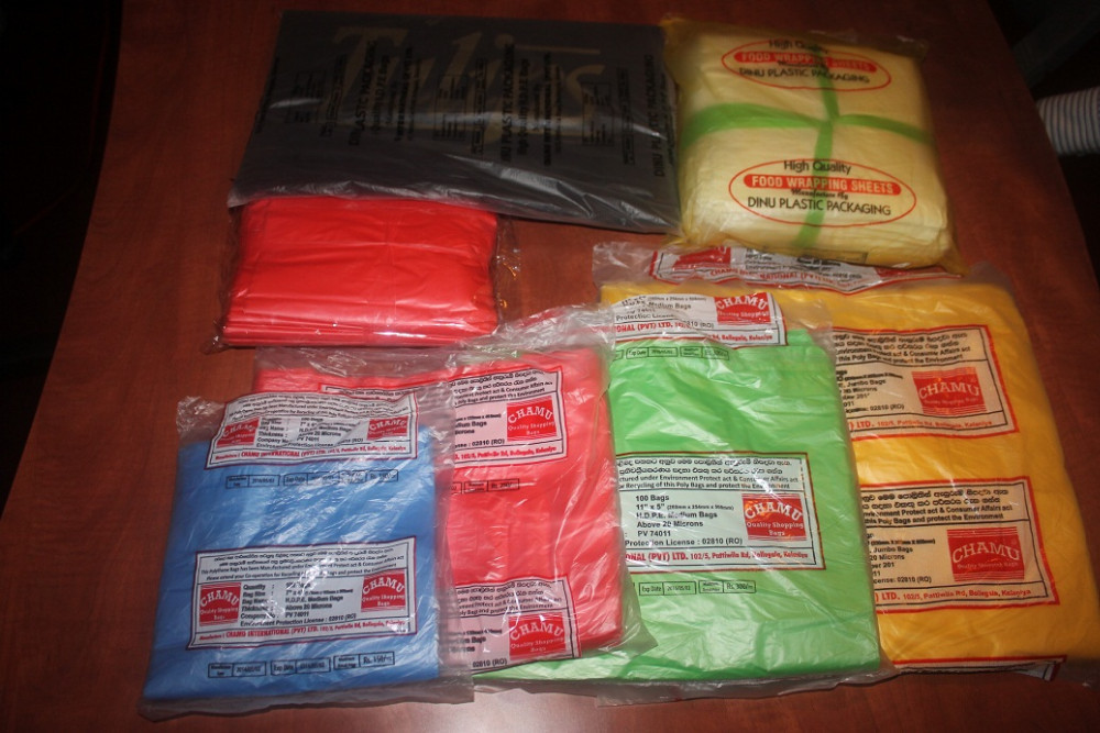 T shirt bags , poly bags, carrier bags, garbage bags, roller bags, shopping bags