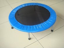kids indoor bungee folding trampoline