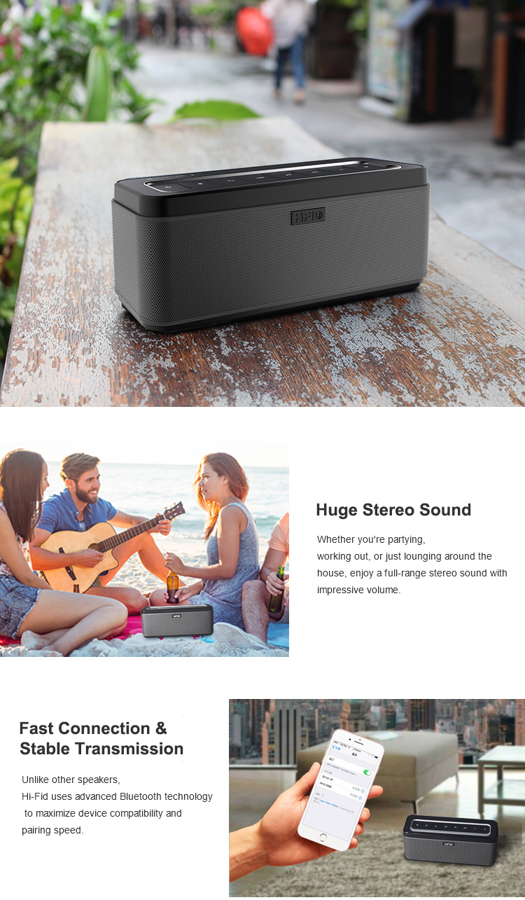 Best Big Bluetooth Speakers with super bass