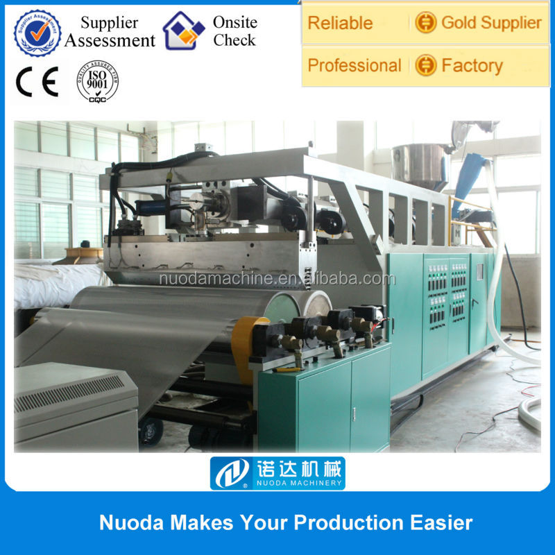 tpu film extrusion laminating machine (for garment industry)