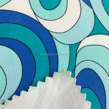 Hot selling printing 100% cotton twill fabric