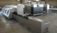 APEX Hpp-15 food processing machine for Hpp in food lab