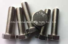 Astm A325 A2 70 Stainless Steel Hex Bolts/316l Stainless Steel Bolts