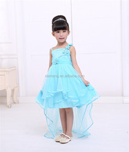 for wedding party 1 1 2 3 4 royal blue long tailing baby dress