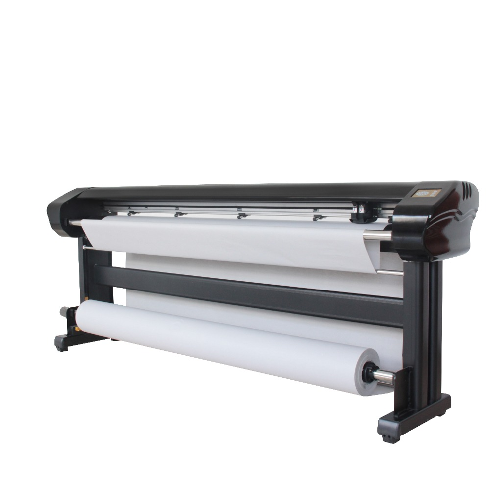 China 1.9m high speed auto CAD/CAM garment inkjet plotter
