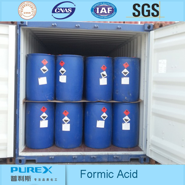 25kgs drum packing high quality 85% formic acid