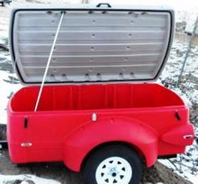 travel/Plastic trailer high quality