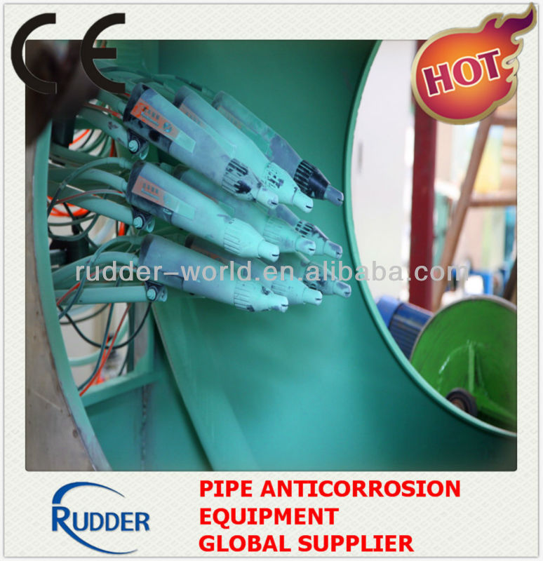 FBE Fusion Bonded Epoxy Coating Equipment