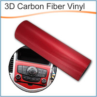 Carbon Fiber Film Vinyl Wrap For Cars