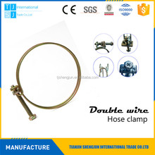 Manufacturer metal wire clamps