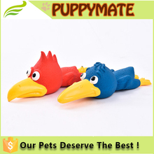 Natural Latex Rubber Chicken dog Toy/Rubber Chicken Pet Toy/Squeaky Natural Rubber Toys for Dog