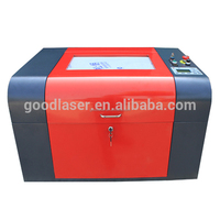 hot sales 40W, 60W co2 laser tube small laser cutting machine price