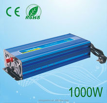 1000watts igbt vector inverter sine wave,power inverter dc 12v ac 220v