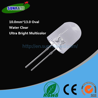 7 Years Verified Supplier super bright 10mm white led