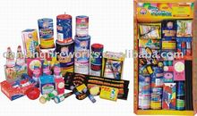 SUN FLOWER FIREWORKS ASSORTMENTS PACK