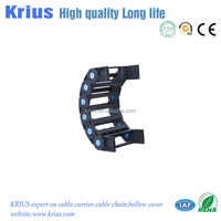 bridge type plastic cable holder for machine