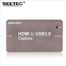 High-quality HDMI caputer and playback usb 3 to hdmi for video editing HTU3.0